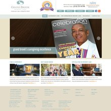 Grandbrook Homepage